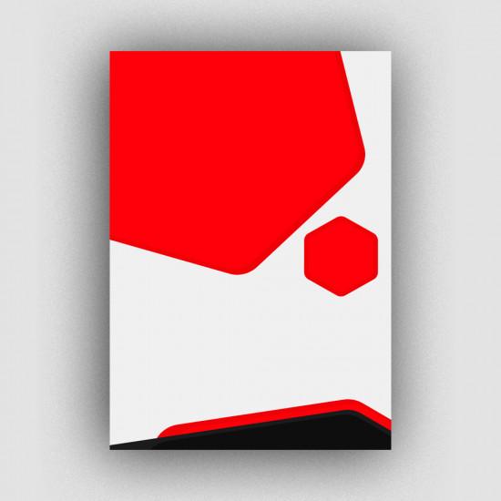 №001 Плакат А2 420x594 мм